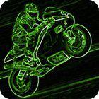 3D Neon Race המשחק