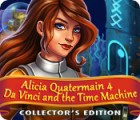 Alicia Quatermain 4: Da Vinci and the Time Machine Collector's Edition המשחק