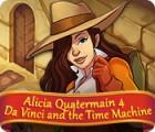 Alicia Quatermain 4: Da Vinci and the Time Machine המשחק