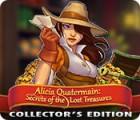 Alicia Quatermain: Secrets Of The Lost Treasures Collector's Edition המשחק