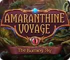 Amaranthine Voyage: The Burning Sky המשחק