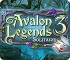 Avalon Legends Solitaire 3 המשחק