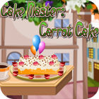 Cake Master: Carrot Cake המשחק