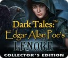 Dark Tales: Edgar Allan Poe's Lenore Collector's Edition המשחק