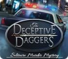 The Deceptive Daggers: Solitaire Murder Mystery המשחק