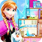 Decorate Frozen Castle המשחק