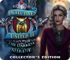 Detectives United II: The Darkest Shrine Collector's Edition המשחק