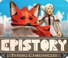 Epistory: Typing Chronicles המשחק