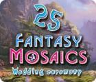 Fantasy Mosaics 25: Wedding Ceremony המשחק