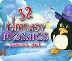 Fantasy Mosaics 32: Santa's Hut המשחק