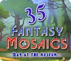 Fantasy Mosaics 35: Day at the Museum המשחק