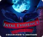 Fatal Evidence: The Cursed Island Collector's Edition המשחק