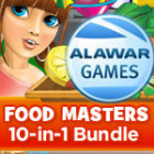 Food Masters 10-in-1 Bundle המשחק