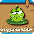 Frog Drink Water המשחק