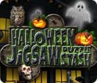 Halloween Jigsaw Puzzle Stash המשחק