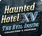 Haunted Hotel XV: The Evil Inside Collector's Edition המשחק