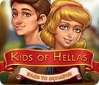 Kids of Hellas: Back to Olympus המשחק
