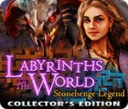 Labyrinths of the World: Stonehenge Legend Collector's Edition המשחק