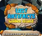 Lost Artifacts: Golden Island Collector's Edition המשחק