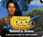 Memoirs of Murder: Behind the Scenes Collector's Edition המשחק