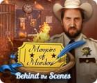 Memoirs of Murder: Behind the Scenes המשחק
