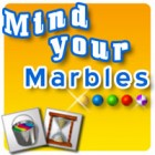 Mind Your Marbles R המשחק
