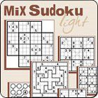 Mix Sudoku Light המשחק