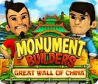 Monument Builders: Great Wall of China המשחק