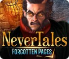 Nevertales: Forgotten Pages המשחק