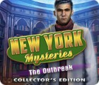 New York Mysteries: The Outbreak Collector's Edition המשחק