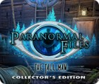 Paranormal Files: The Tall Man Collector's Edition המשחק