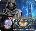 Paranormal Files: Trials of Worth Collector's Edition המשחק
