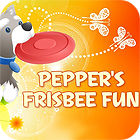 Pepper's Frisbee Fun המשחק