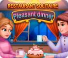 Restaurant Solitaire: Pleasant Dinner המשחק