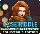 Rose Riddle: The Fairy Tale Detective Collector's Edition המשחק