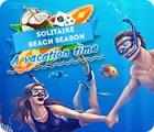 Solitaire Beach Season: A Vacation Time המשחק