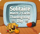 Solitaire Match 2 Cards Thanksgiving Day המשחק