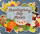 Thanksgiving Day Mosaic המשחק