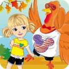 Thanksgiving Turkey Dress-Up המשחק