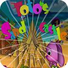 Toto's Sand Castle המשחק