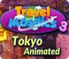 Travel Mosaics 3: Tokyo Animated המשחק