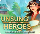 Unsung Heroes: The Golden Mask Collector's Edition המשחק
