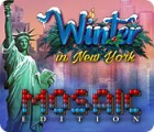 Winter in New York Mosaic Edition המשחק