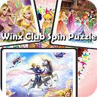 Winx Club Spin Puzzle המשחק