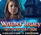 Witches' Legacy: The City That Isn't There Collector's Edition המשחק