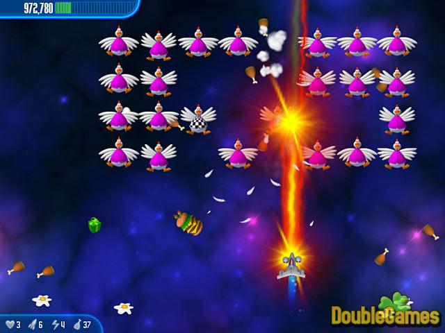תוצאת תמונה עבור Chicken Invaders 3