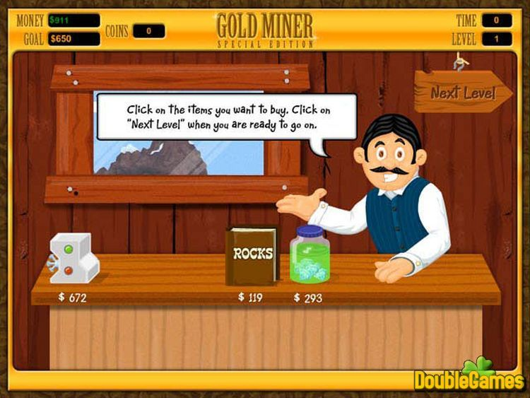 Gold miner special edition y11 games youtube.