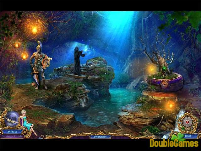 להורדה חינם Labyrinths of the World: Forbidden Muse Collector's Edition מסך 1