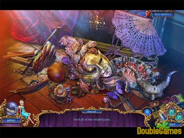 להורדה חינם Labyrinths of the World: Forbidden Muse Collector's Edition מסך 2