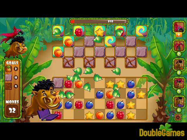Free Download Tropic Story Screenshot 3
